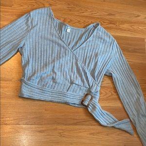 BP sweater